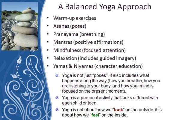 A Balanced Approach to Yoga