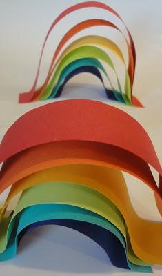 rainbow simple craft
