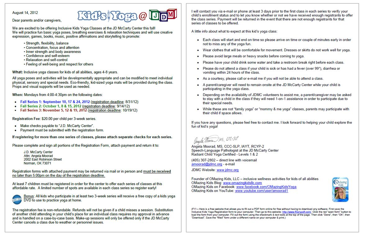 Occupational Therapist Cover Letter Gallery - Cover Letter Ideas