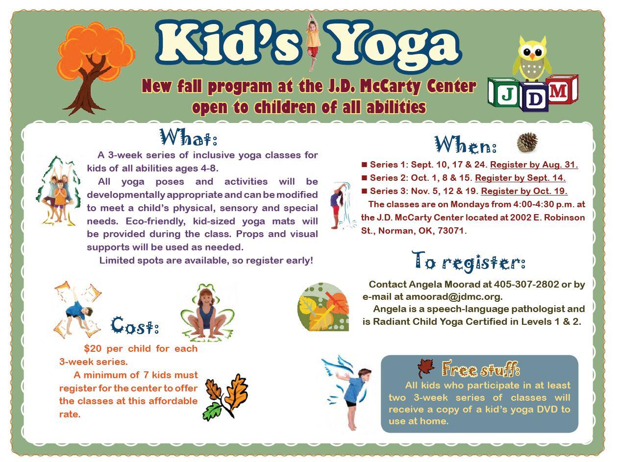 OMazing Kids Yoga