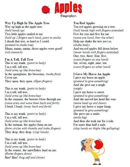 apple songs preschool apple farmer seed to farmers market 239