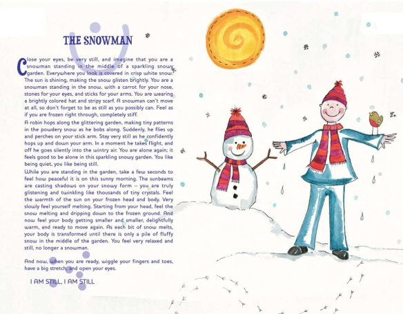 The Snowman - Relax Kids guided relaxation