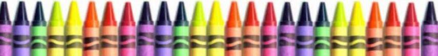 crayons divider