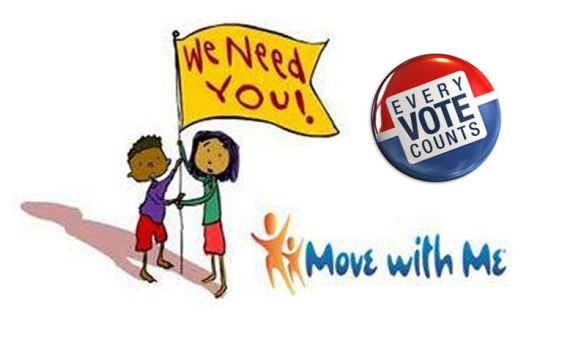Move With Me - Every Vote Counts