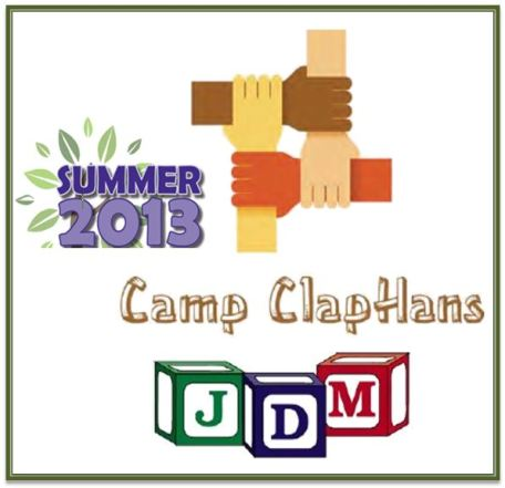 Summer 2013 Camp ClapHans at JDMC