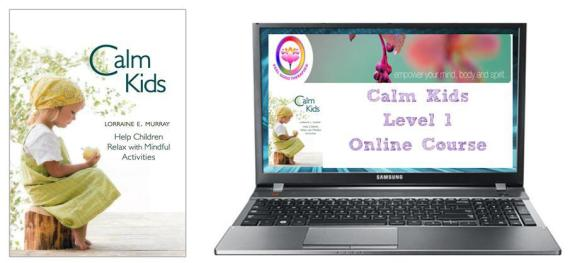 Calm Kids book and online course