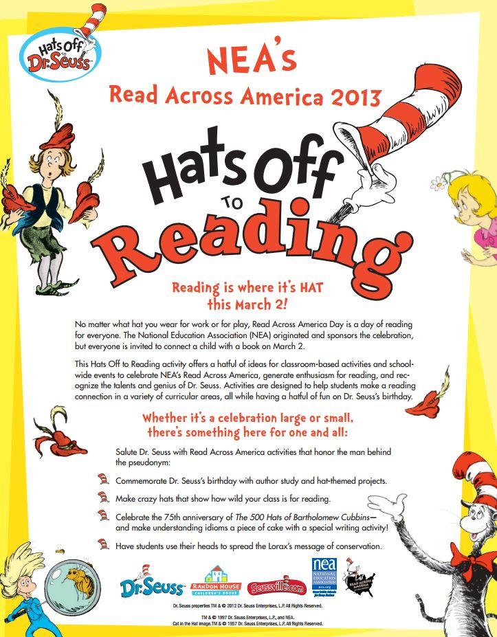 picture relating to Read Across America Printable titled Dr. Seuss Standing the People Contest OMazing Youngsters