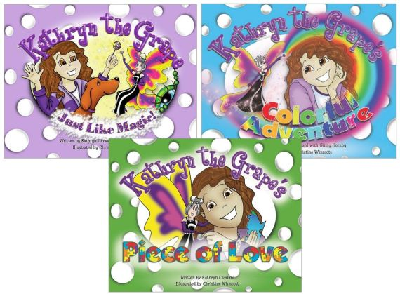 Kathryn the Grape books