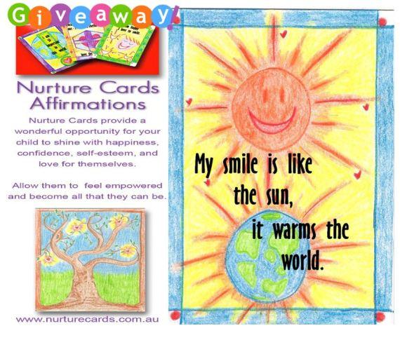 Nurture Cards Giveaway