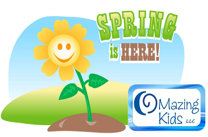 Spring OMazing Kids