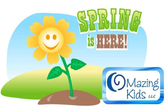 spring omazing kids - Spring Images For Kids