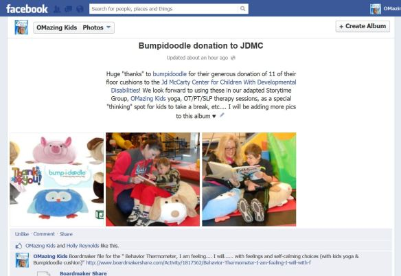 click pic to go to bumpidoodle album on the OMazing Kids Facebook page