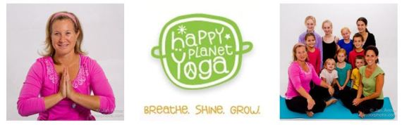 happy planet yoga + pics