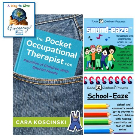 Pocket OT & CD's a way to give giveaway