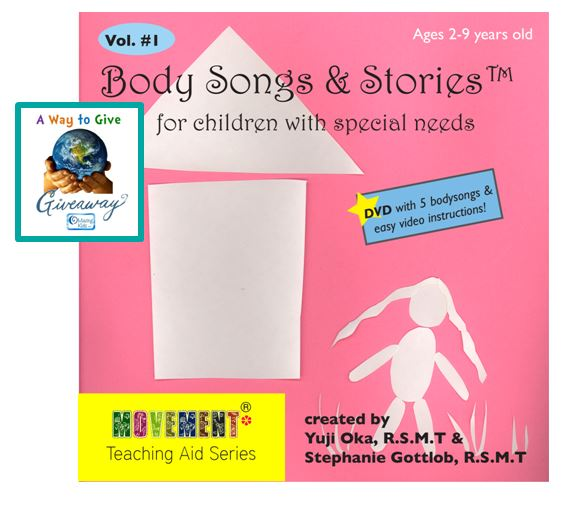 body songs - A way to give giveaway