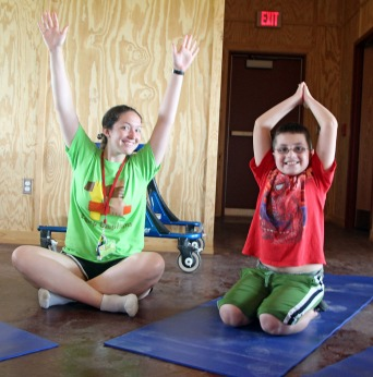 A Great Example Of How Yoga Is So Much More Than Just Having Fun In That Moment Its Also About Helping Kids Discover Tools They Can Use To Feel Calm And