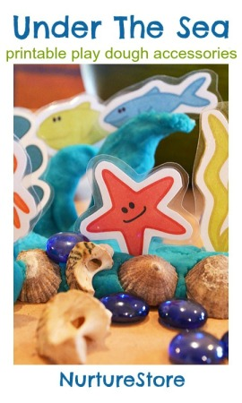 sea-creatures-ocean-play-dough