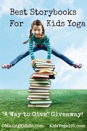 storybooks for kids yoga