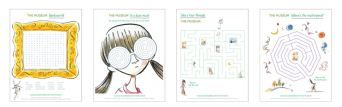 more museum activity printables