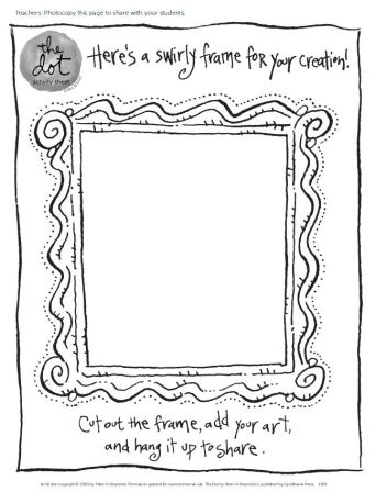 the dot frame