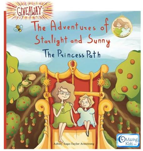 Adventures of Starlight and Sunny giveaway