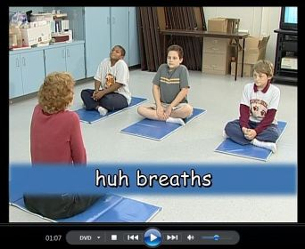 Creative Relaxation DVD 3