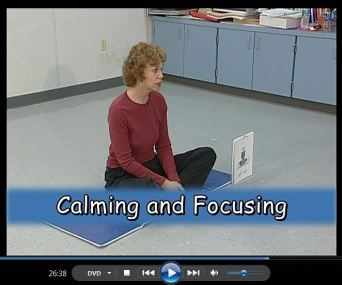 Creative Relaxation DVD 8