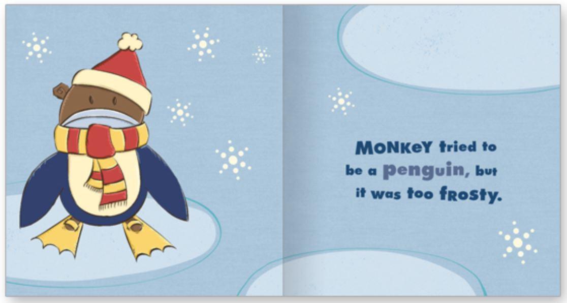 i love monkey 2