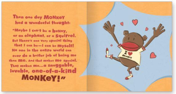 i love monkey 4