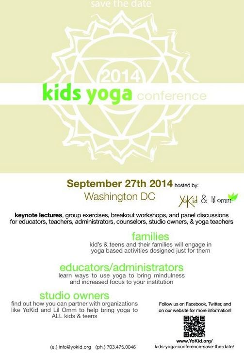 kids yoga conference