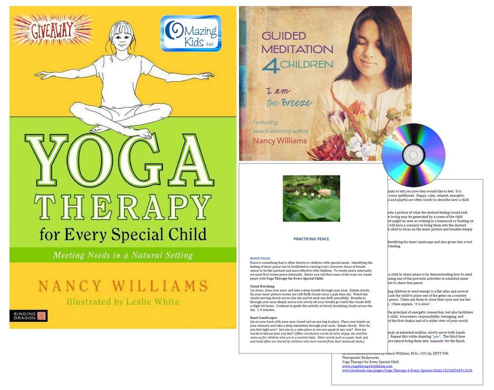 Nancy Williams giveaway