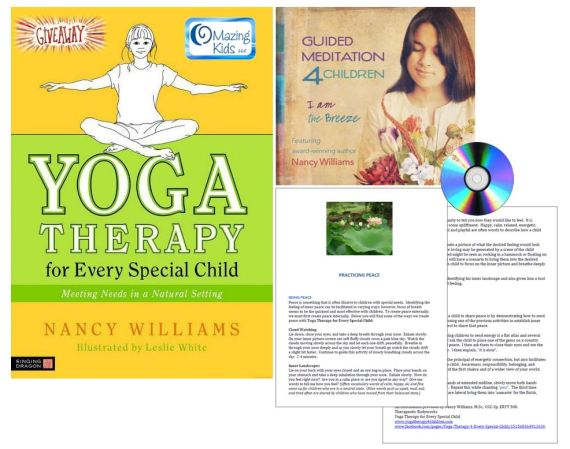 Book Review Yoga Therapy For Children >> Review Giveaway Yoga Therapy For Every Special Child Book