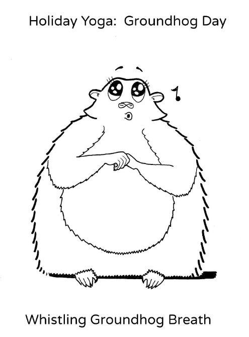 whistling groundhog