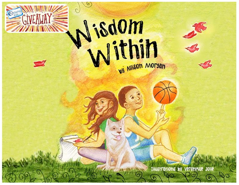 Wisdom Within book giveaway