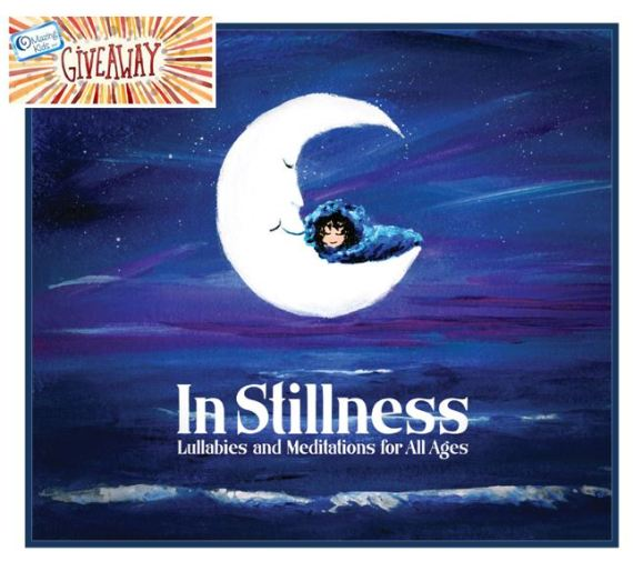 In Stillness CD Giveaway