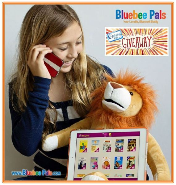 Bluebee Pals Giveaway on OMazing Kids