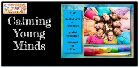 Calming Young Minds CD giveaway