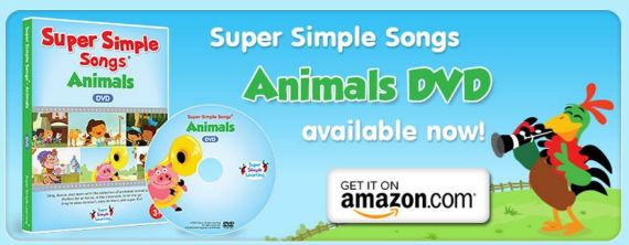 sss animals DVD Amazon link