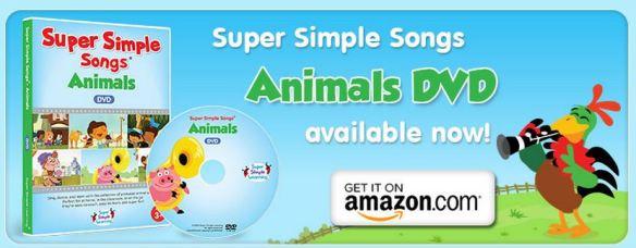 sss animals DVD Amazon link