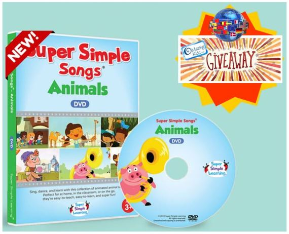 sss DVD Giveaway on OMazing Kids