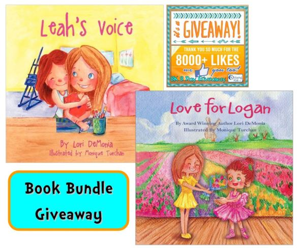 Book Bundle Giveaway pic