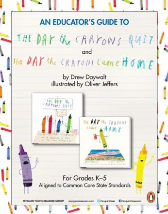 crayons educators guide