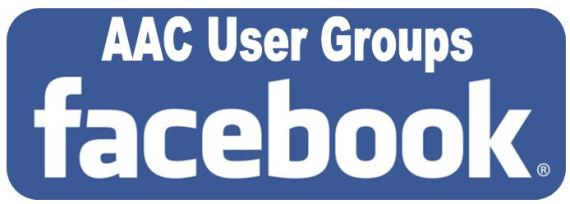 AAC user groups on facebook