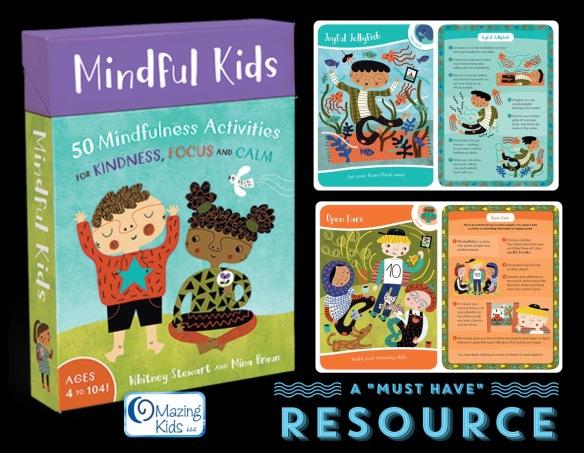 kids mindfulness | OMazing Kids